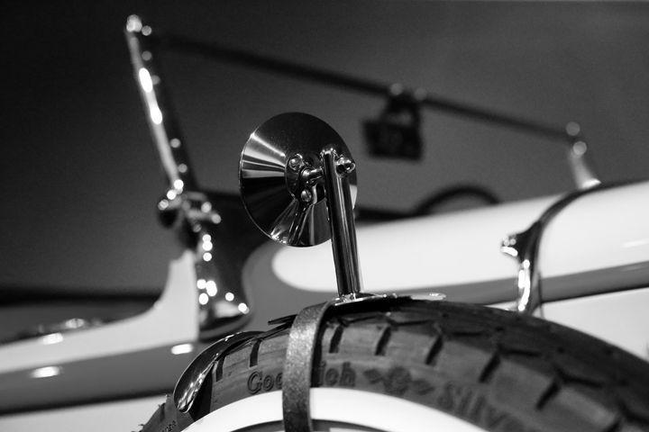 B&W Classic - gOrk's BMX Art