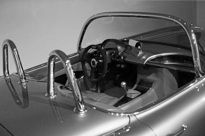 Carbon Corvette - gOrk's BMX Art