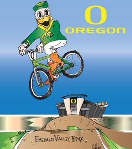 Oregon's Mightiest Duck - Version 1