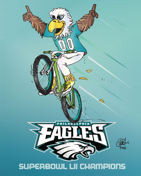 Swoop There It Is - gOrk's BMX Art
