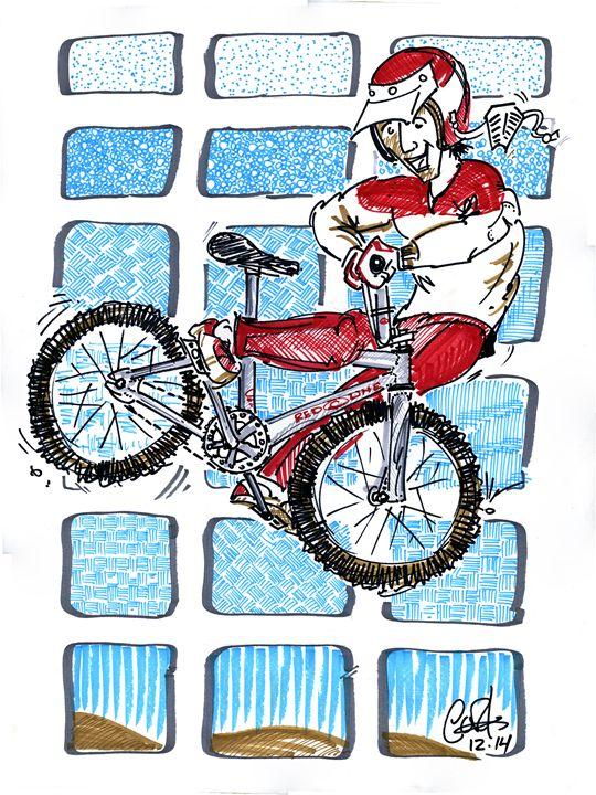 Clicked - gOrk's BMX Art