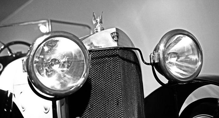 Classic Headlights - gOrk's BMX Art