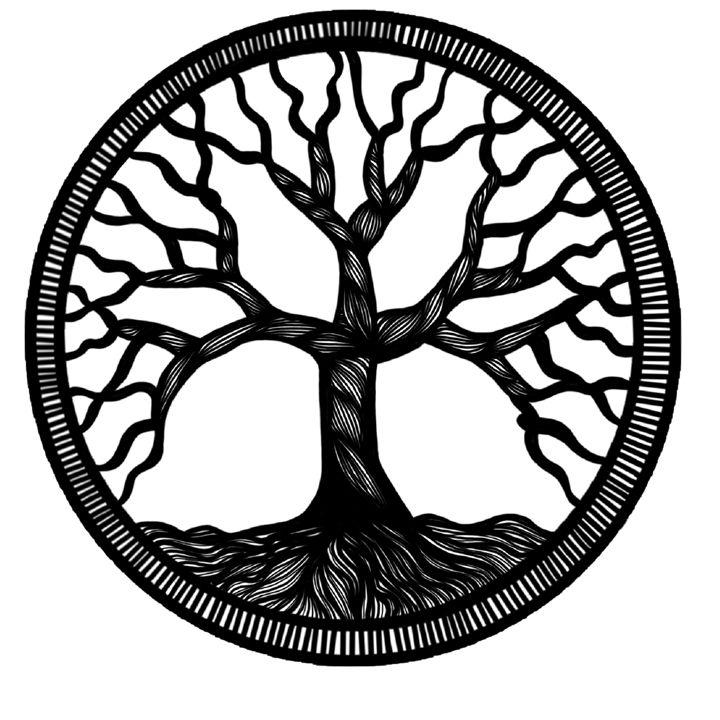 The tree of Life - Art By Rhi Rhi