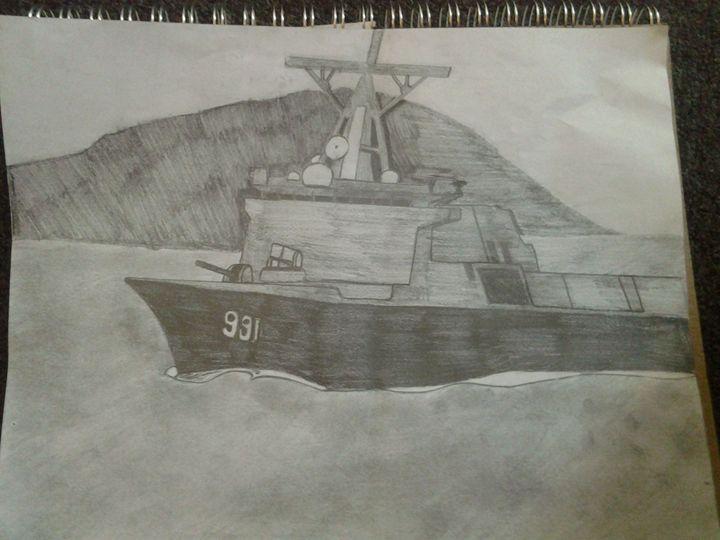 Battleship - Johnathan