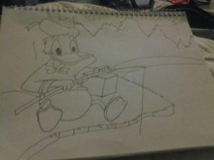 Daffy Duck - Johnathan