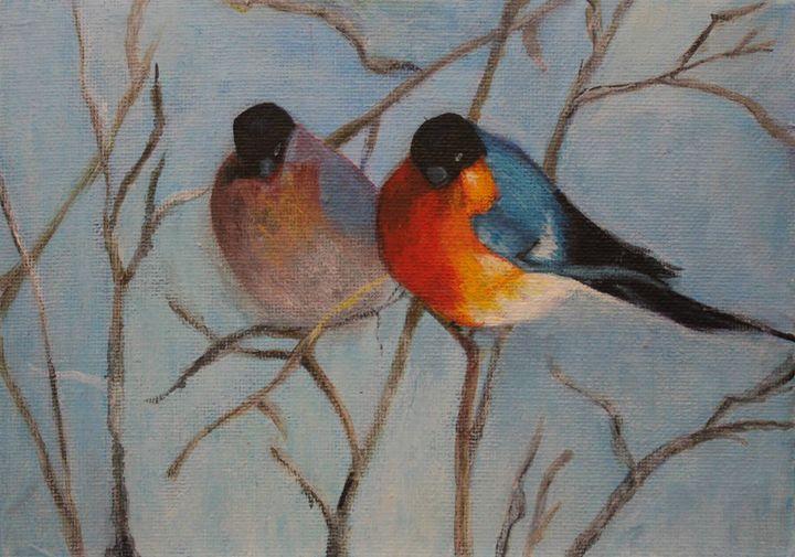 Birds - Slavica Jovanovic