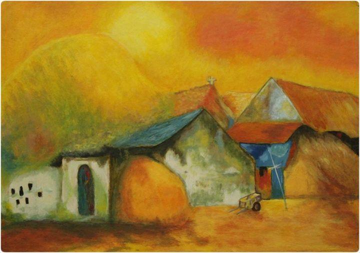 Village - Slavica Jovanovic
