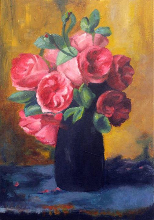 Roses - Slavica Jovanovic
