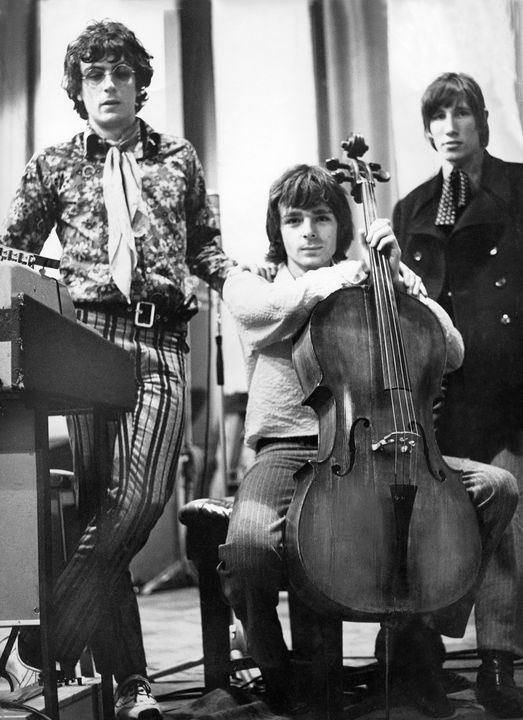 Pink Floyd at Abbey Road Studios - Paul Berriff