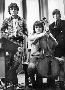 Pink Floyd at Abbey Road Studios