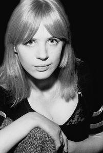 Marianne Faithfull Portrait