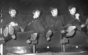 The Beatles 'Kicking Back'