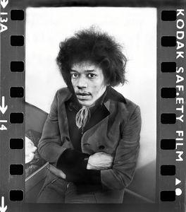 Jimi Hendrix on Film - Paul Berriff