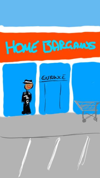 Home Bargains - Edward Molyneux