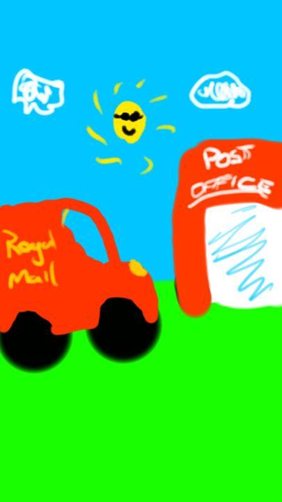 Post Office - Edward Molyneux
