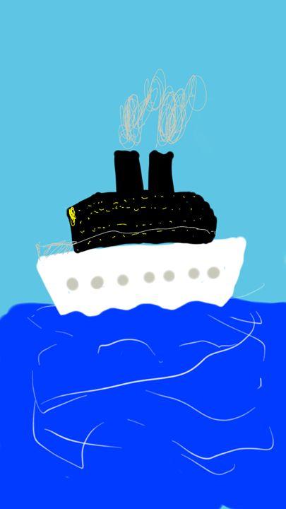 Boat - Edward Molyneux
