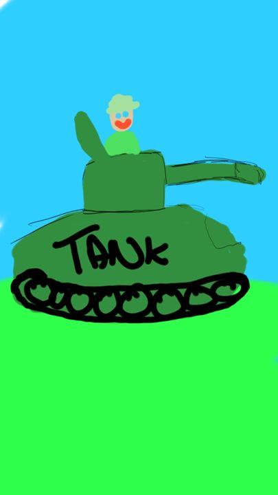 Tank - Edward Molyneux