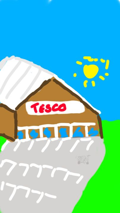 Tesco - Edward Molyneux