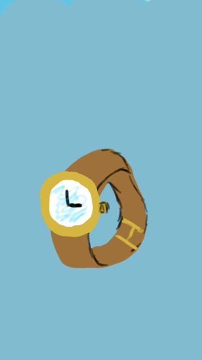 Watch - Edward Molyneux