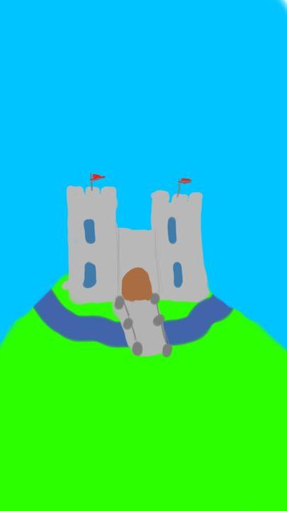 Castle - Edward Molyneux
