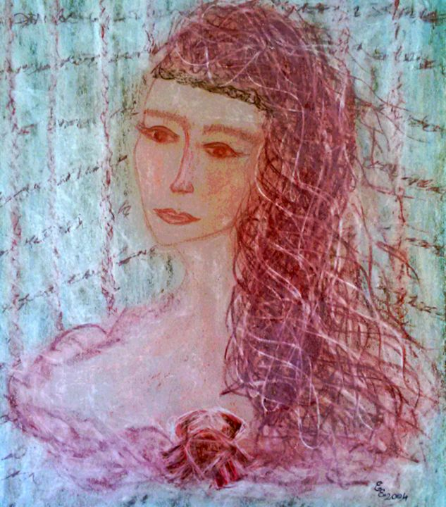 Cancer - engierzsi's oil-chalk drawings