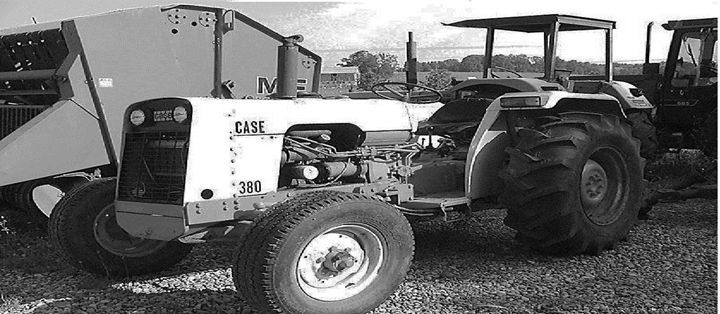 tractor stuck in the 1970 - DSC gallery