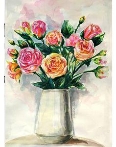 Beautiful flowers , Roses