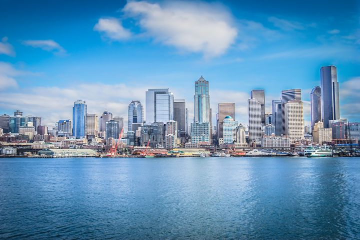 Seattle Days - Hallthatglitters
