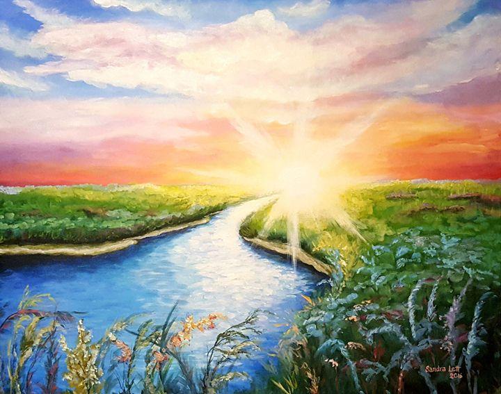 Sunburst - Sandra Lett
