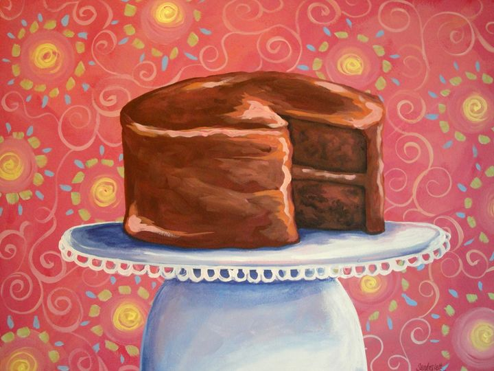 Chocolate Fantasy - Sandra Lett
