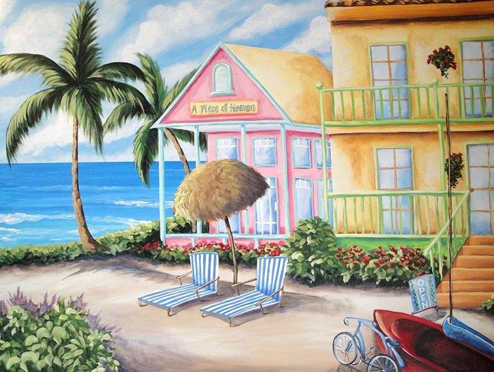 A Piece of Heaven - Sandra Lett
