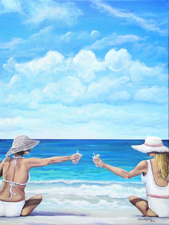 Girl Time - Sandra Lett