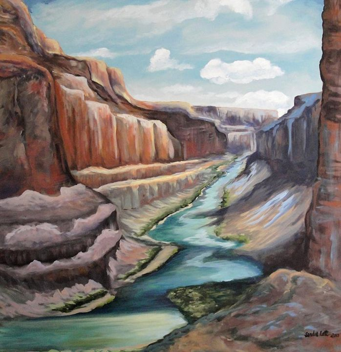 Grand Canyon - Sandra Lett
