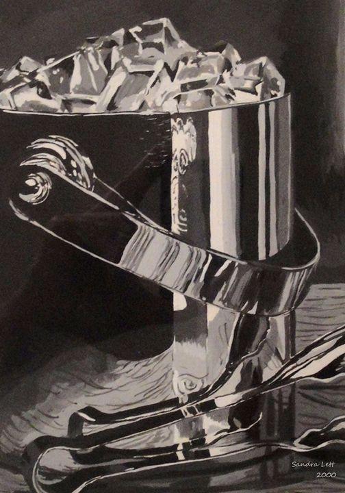 Ice Bucket - Sandra Lett