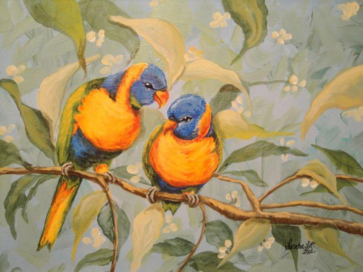 Amazing Love - Sandra Lett
