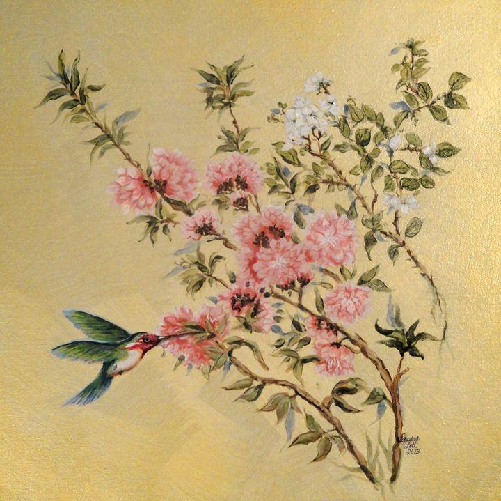 Oriental Hummingbird - Sandra Lett