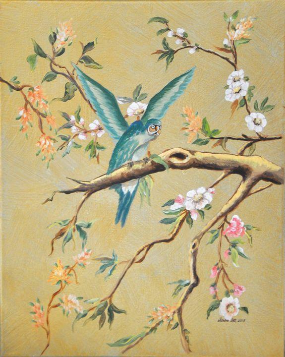 Oriental I - Sandra Lett
