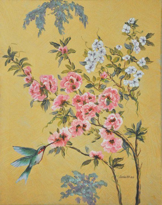 Oriental III - Sandra Lett