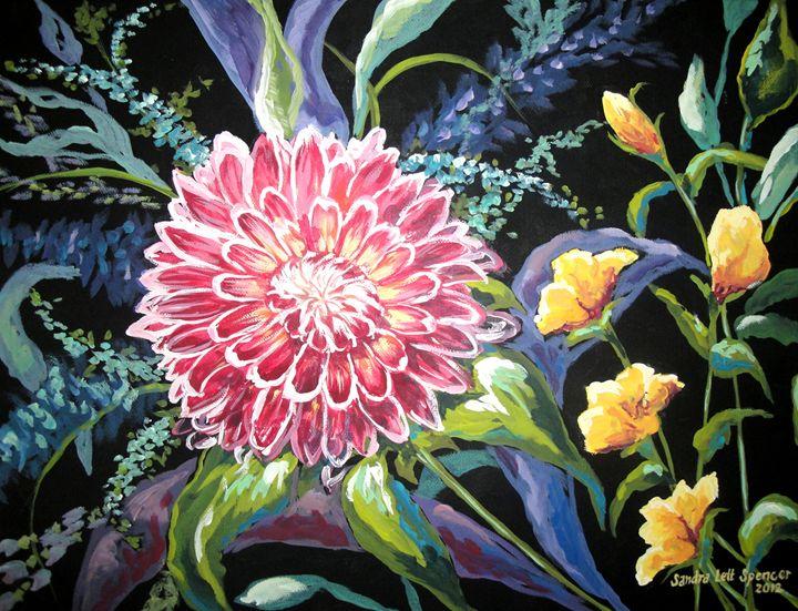 Passionate Soul - Sandra Lett