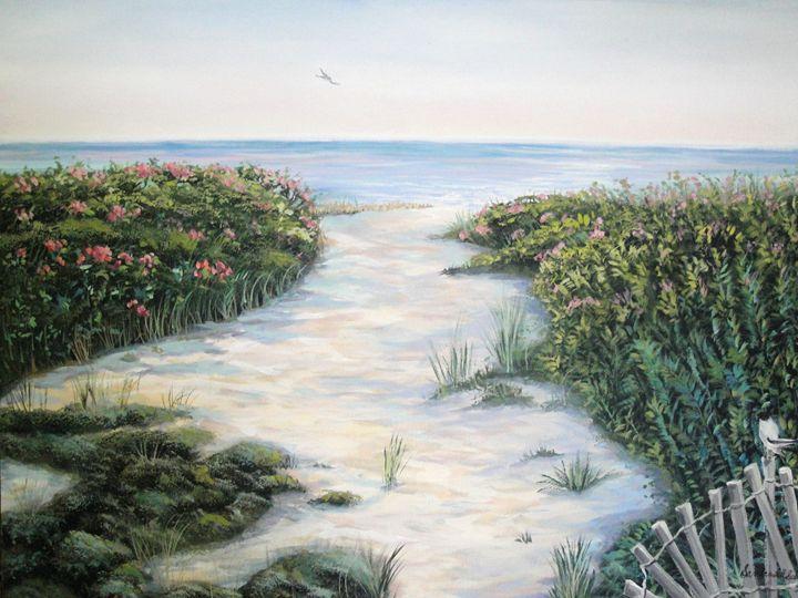 Pathway to Peace - Sandra Lett