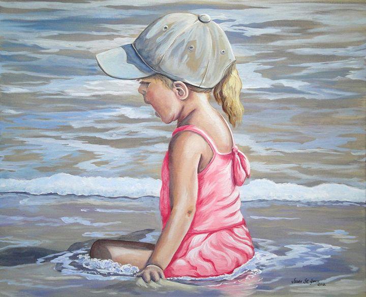 Beautiful Innocence - Sandra Lett