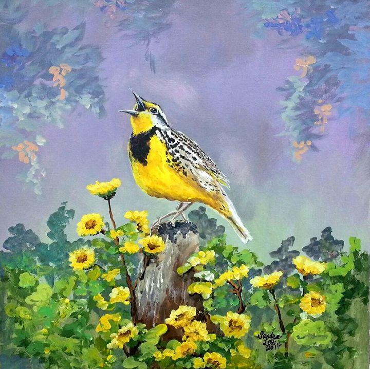 Meadowlark Song - Sandra Lett