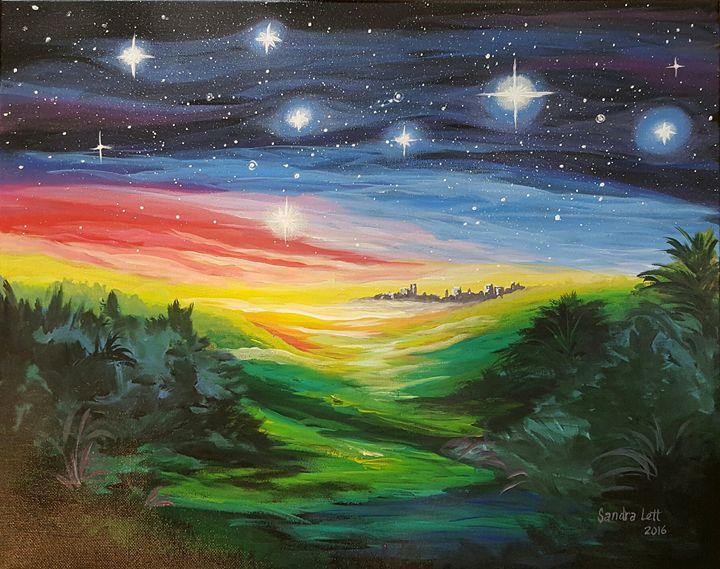 Geris Stars - Sandra Lett