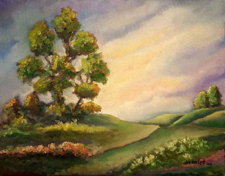 Landscape - Sandra Lett