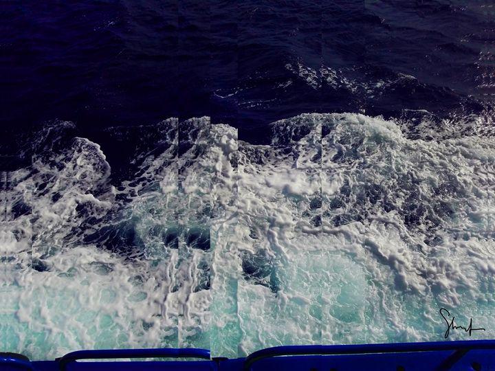 Shredded Sea - Shenary