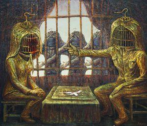 Cage Series No.23