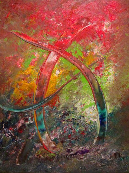 Seamas Rising - Seamas Art