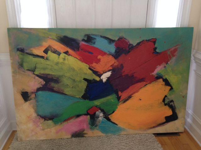 Bright Abstract - king art