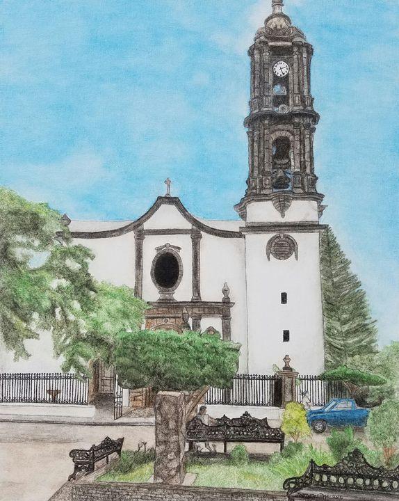 Taretan Church - Tamara Mejia