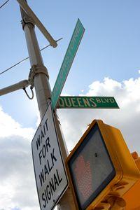 Queens Blvd.